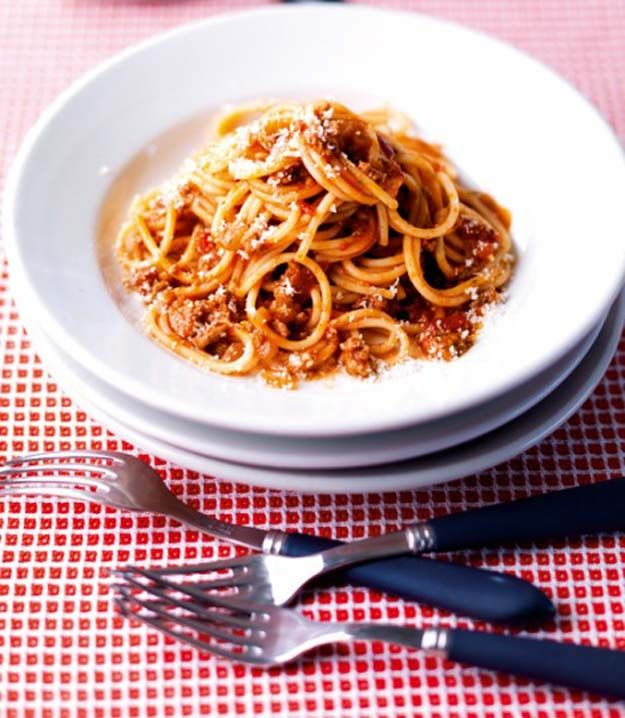43 cool recipes for teens to make at home bolognese fun food and food sisterspd