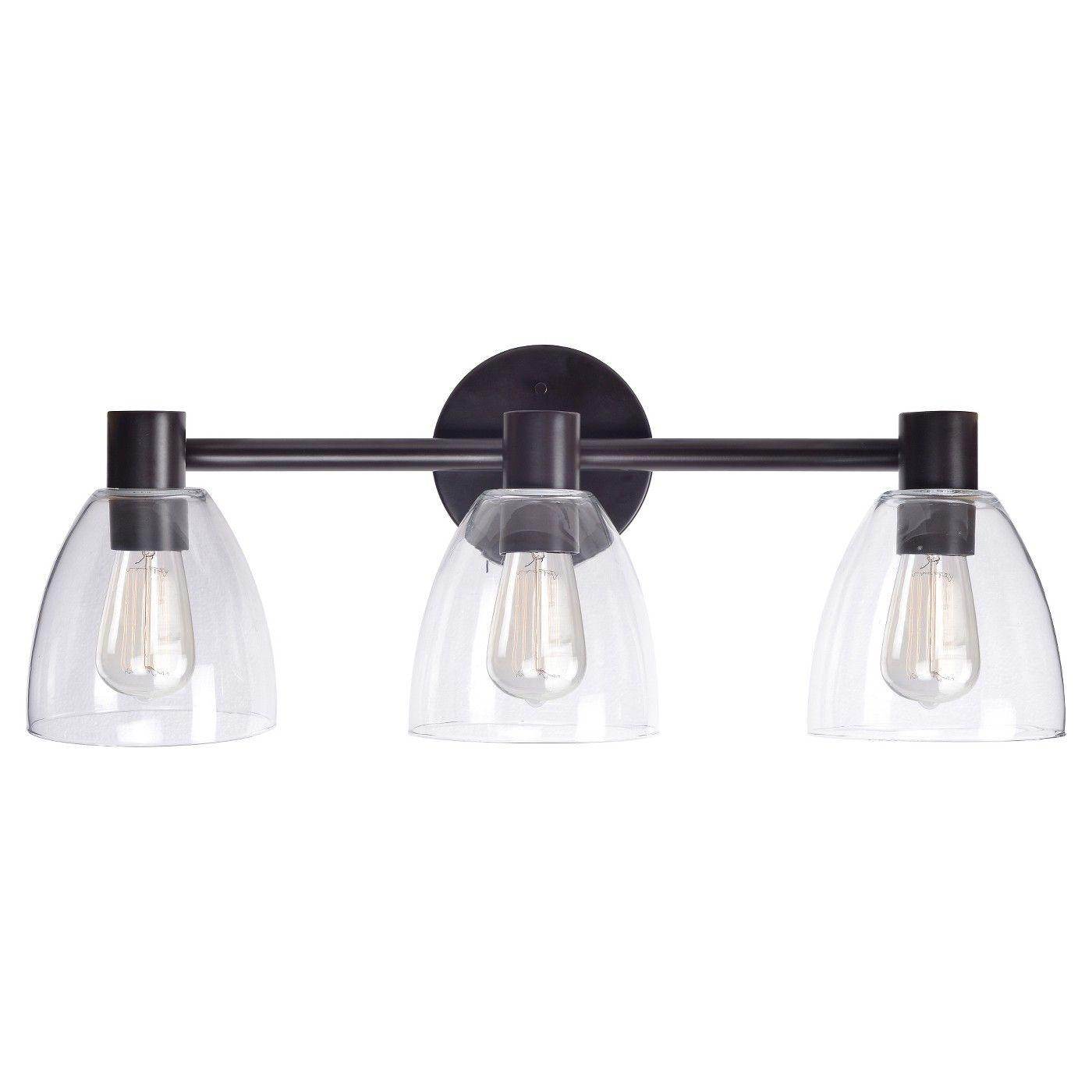 Kenroy Home Edis 3 Light Vanity Wall Lights   Vanity ...