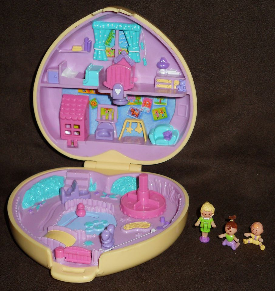 polly pocket 1990 - Google Search
