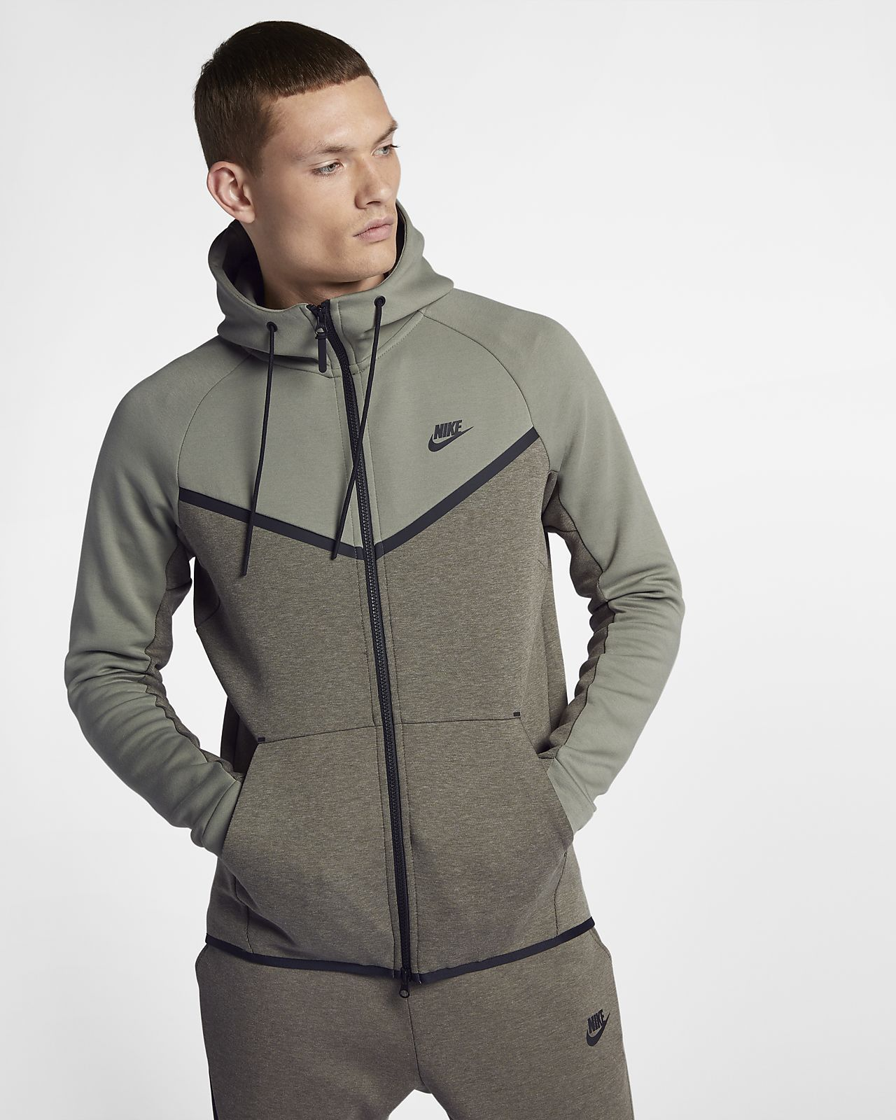 Nike Sportswear Tech Fleece Windrunner Men's FullZip