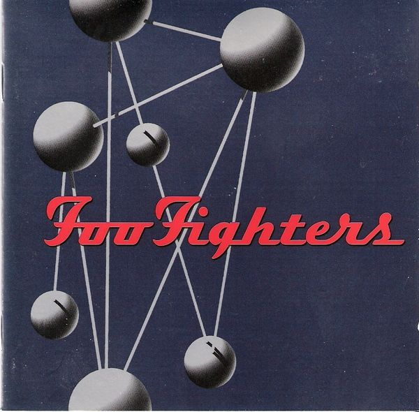 Foo Fighters The Colour And The Shape Foo Fighters Everlong Foo Fighters Foo Fighters Album