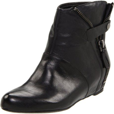 Womens Grates Ankle Boot - Lyst