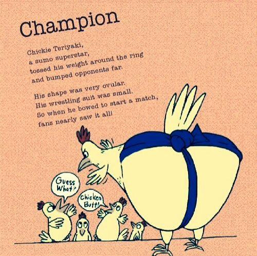 chicken poem