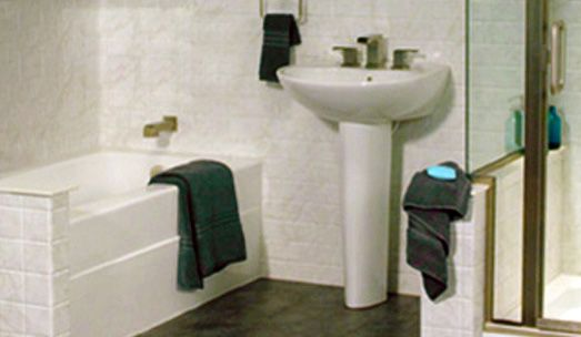 Toilets And Bathroom Pedestal Sinks