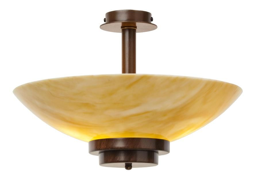 the kansa lighting stratton antique ceiling light is an amber white glass ceiling light with antique finish metalwork the stratton antique ceiling light is