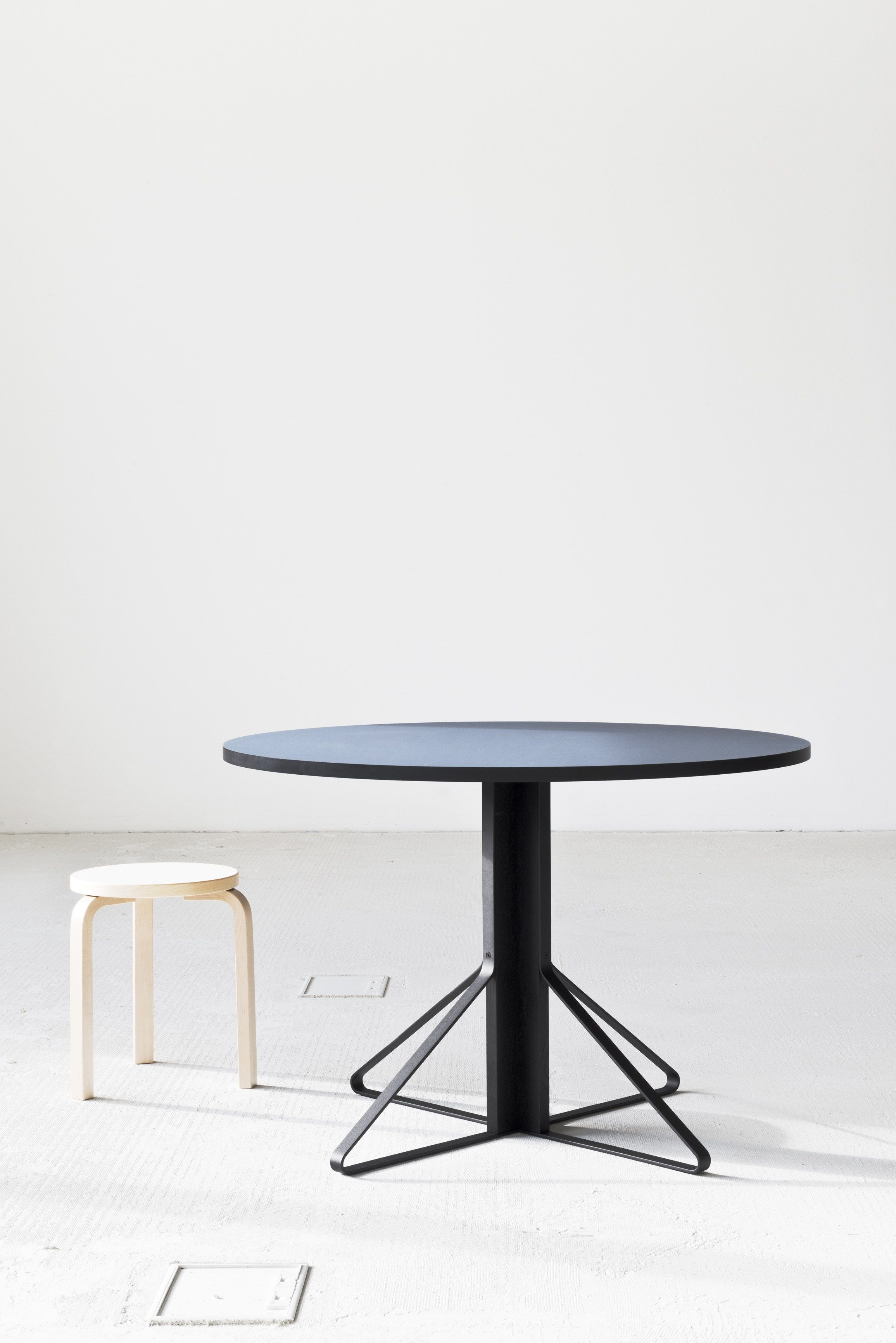 Kaari Round Table Kaari Collection By Artek Design Ronan