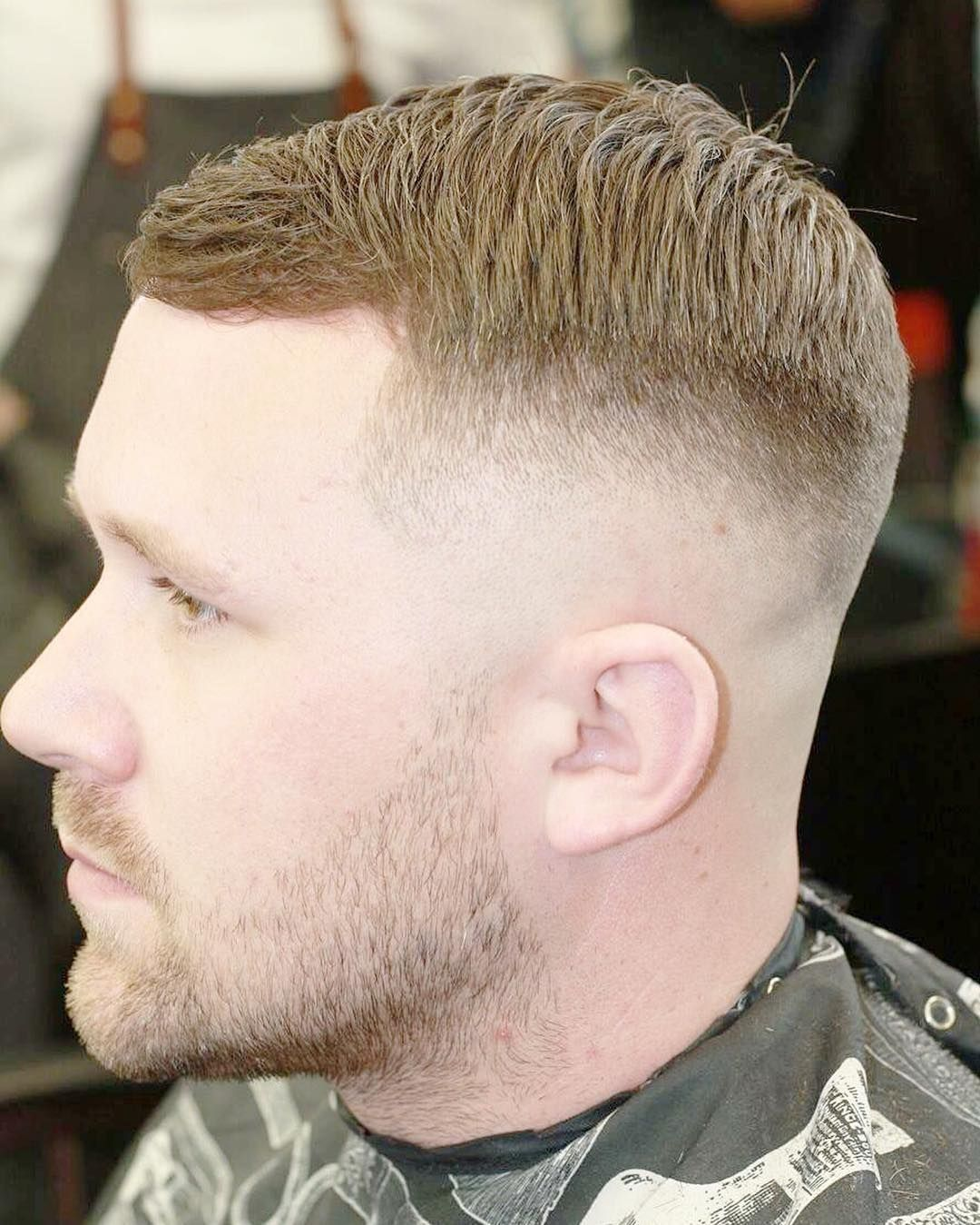 Haircut by barberstacie http://ift.tt/1Q1MAd8 #menshair #menshairstyles #menshaircuts #hairstylesformen #coolhaircuts #coolhairstyles #haircuts #hairstyles #barbers