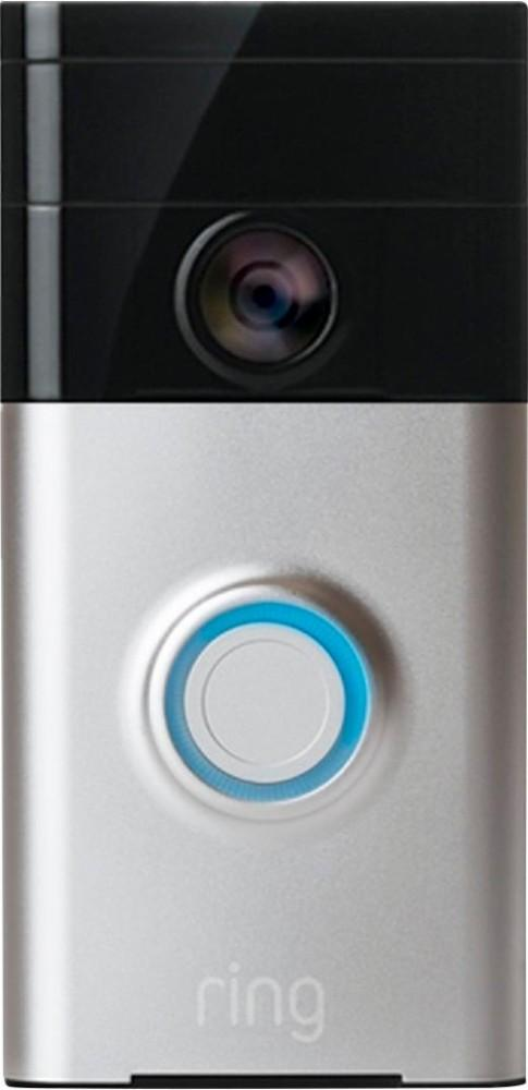 Ring WiFi Enabled Video Doorbell in Bronze