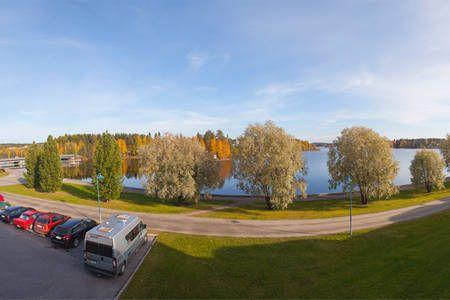 Studio apartment in city centre in Kajaani, Finland https://www.airbnb.fi/rooms/4041763