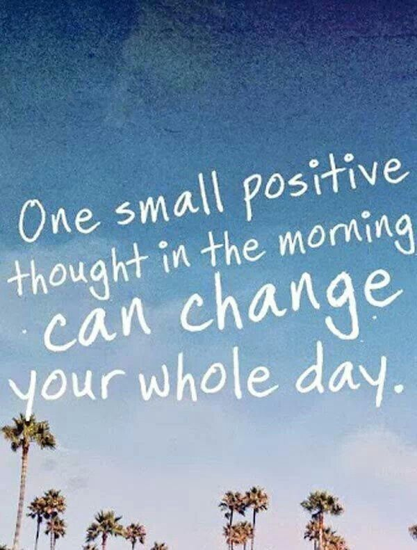 Positive Thinking Motivational Quotes