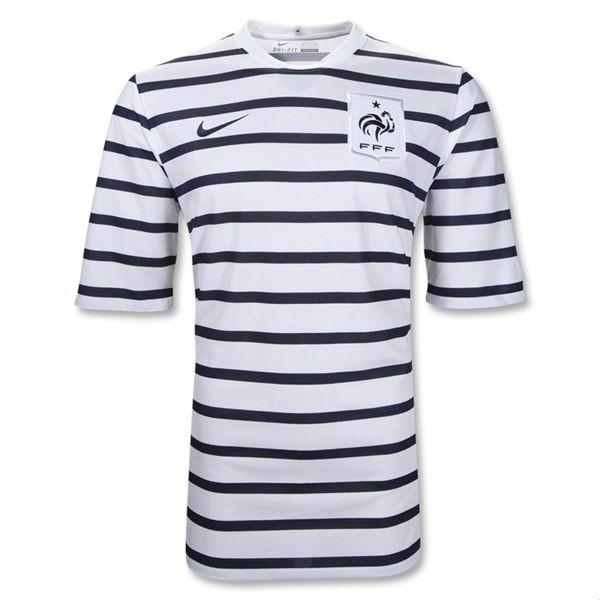 sports shoes eb593 2cddf 2014 world cup france 10 zidane away soccer shirt kit