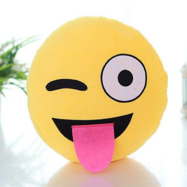 Real Life Emoji Pillows Smiley Emoji Cute Emoji