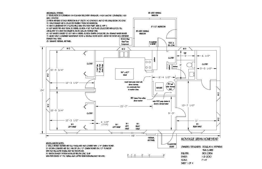 House Plans With Passive Solar Design - valoblogi com