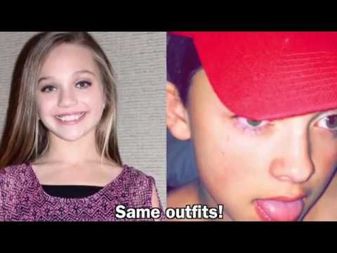 I KISSED MADDIE ZIEGLER ON THE LIPS JACOB SARTORIUS
