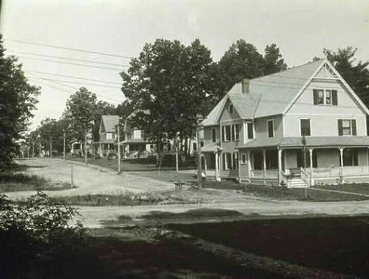 1904 Corner Of Ridge St And Pine St, Manchester CT