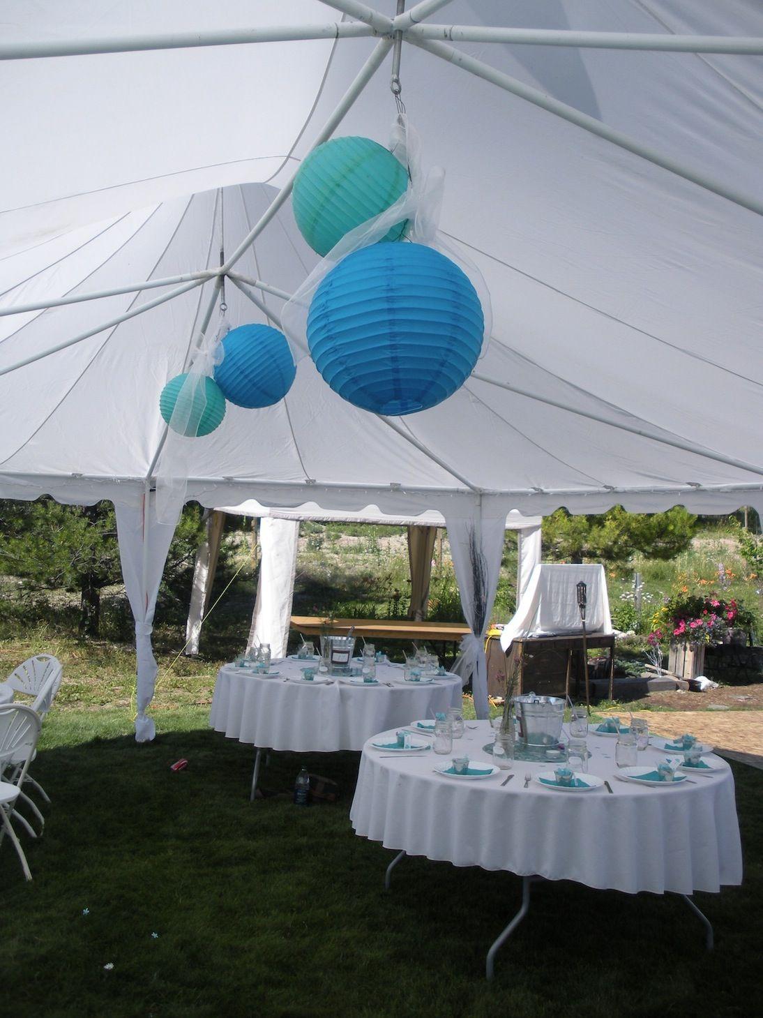 backyard reception country chic wedding pinterest receptions