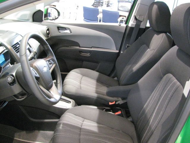Black Cloth Interior Front Bucket Seats Chevy Sonic Small Cars 2014 Chevy