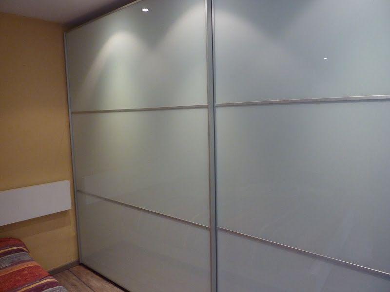 Armario puertas correderas cristal ideas para nuestra nueva casa pinterest puertas - Puertas correderas de cristal para armarios ...