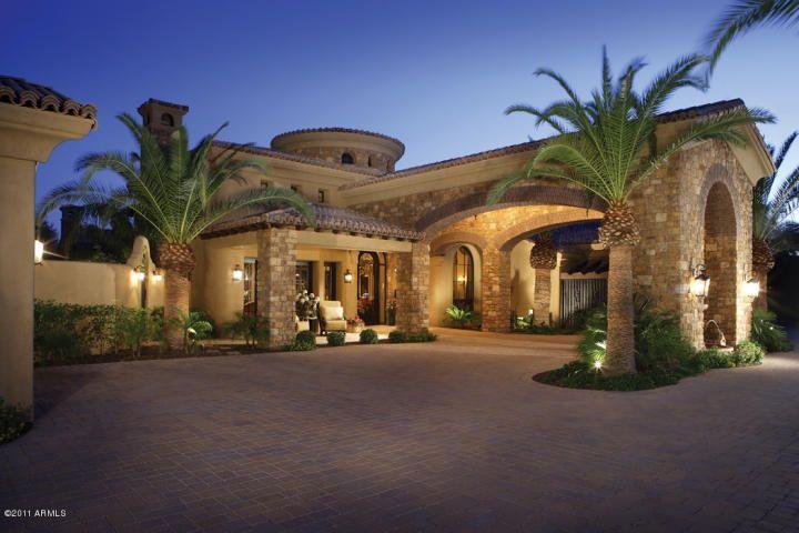 luxury homes | The Fab Five Luxury Homes Sales in Arizona ...