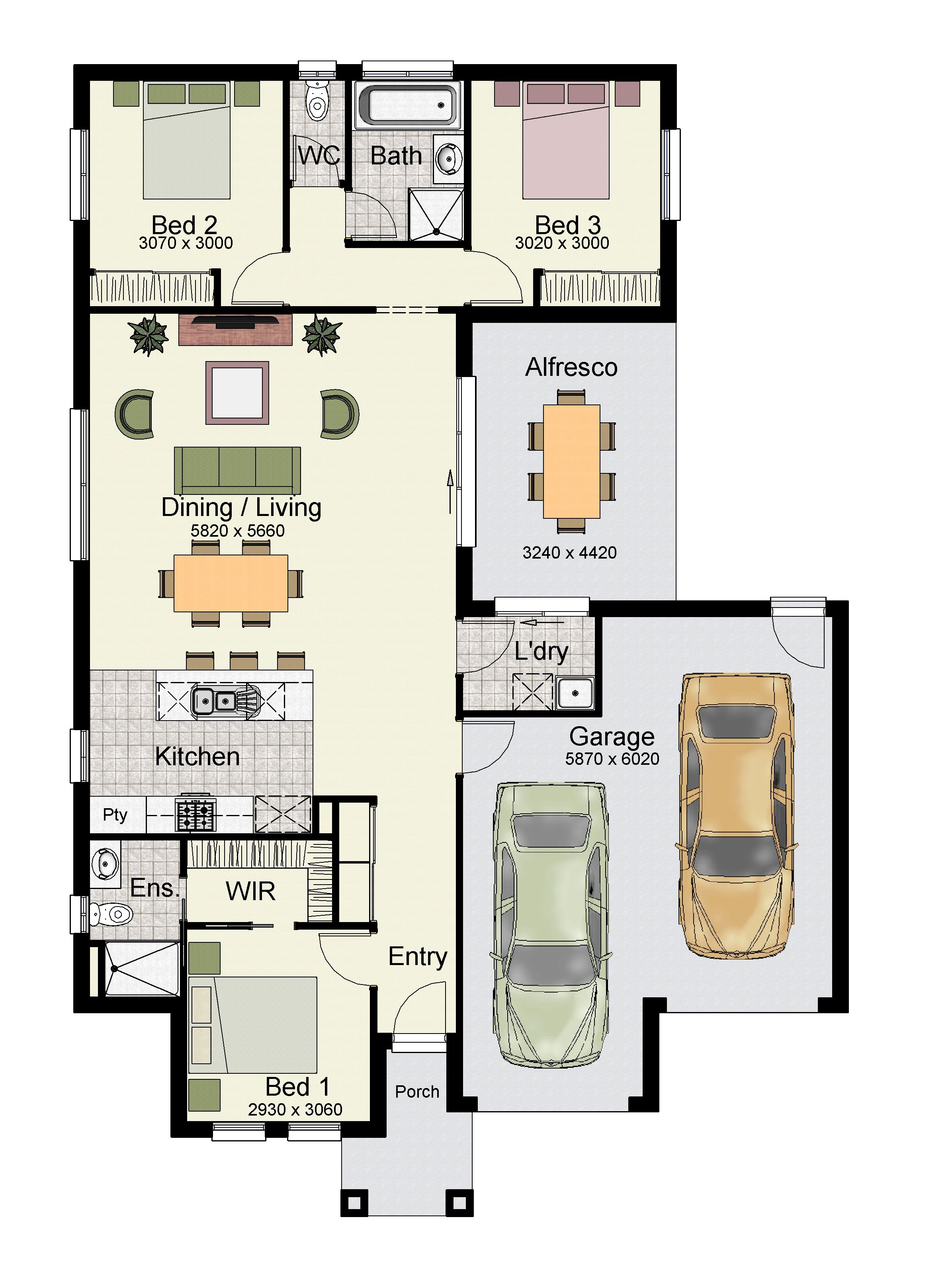 The Nicoll 175 Is The Perfect Home For First Home Buyers