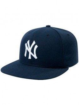 a4e29c9bde802 Gorra Plana New York Yankees clásica
