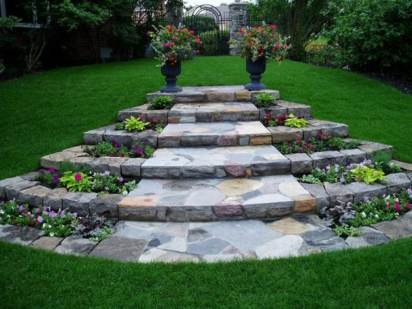 Diy landscaping ideas designing a great landscape with for Simple diy garden designs