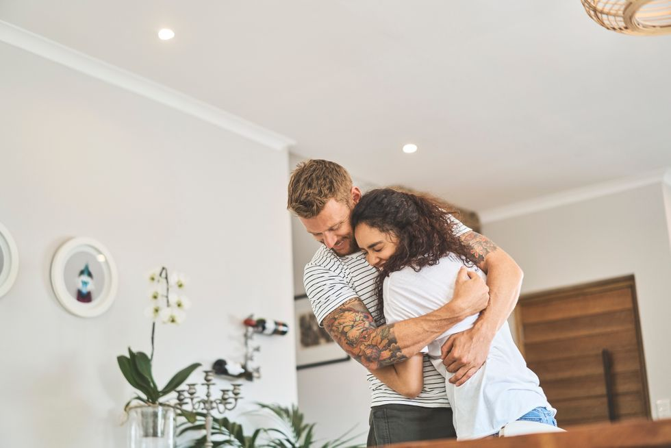 How happy couples stay in sync—even when they're stressed