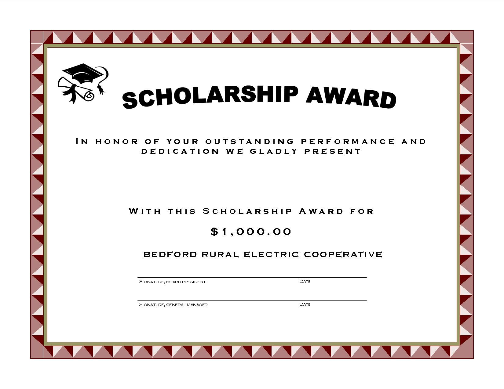Create a Scholarship Fund for Adults Scholarships