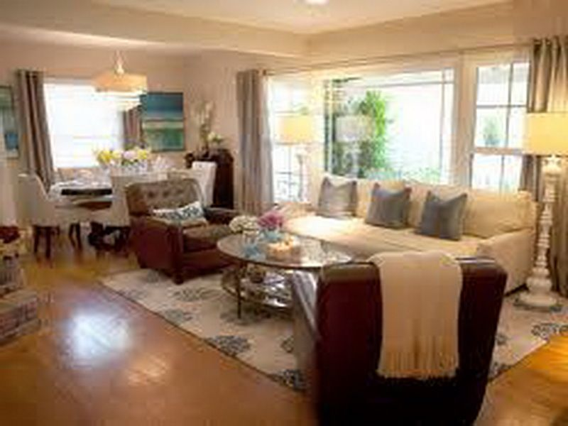 charismatic living room dining room decorating ideas | home sweet