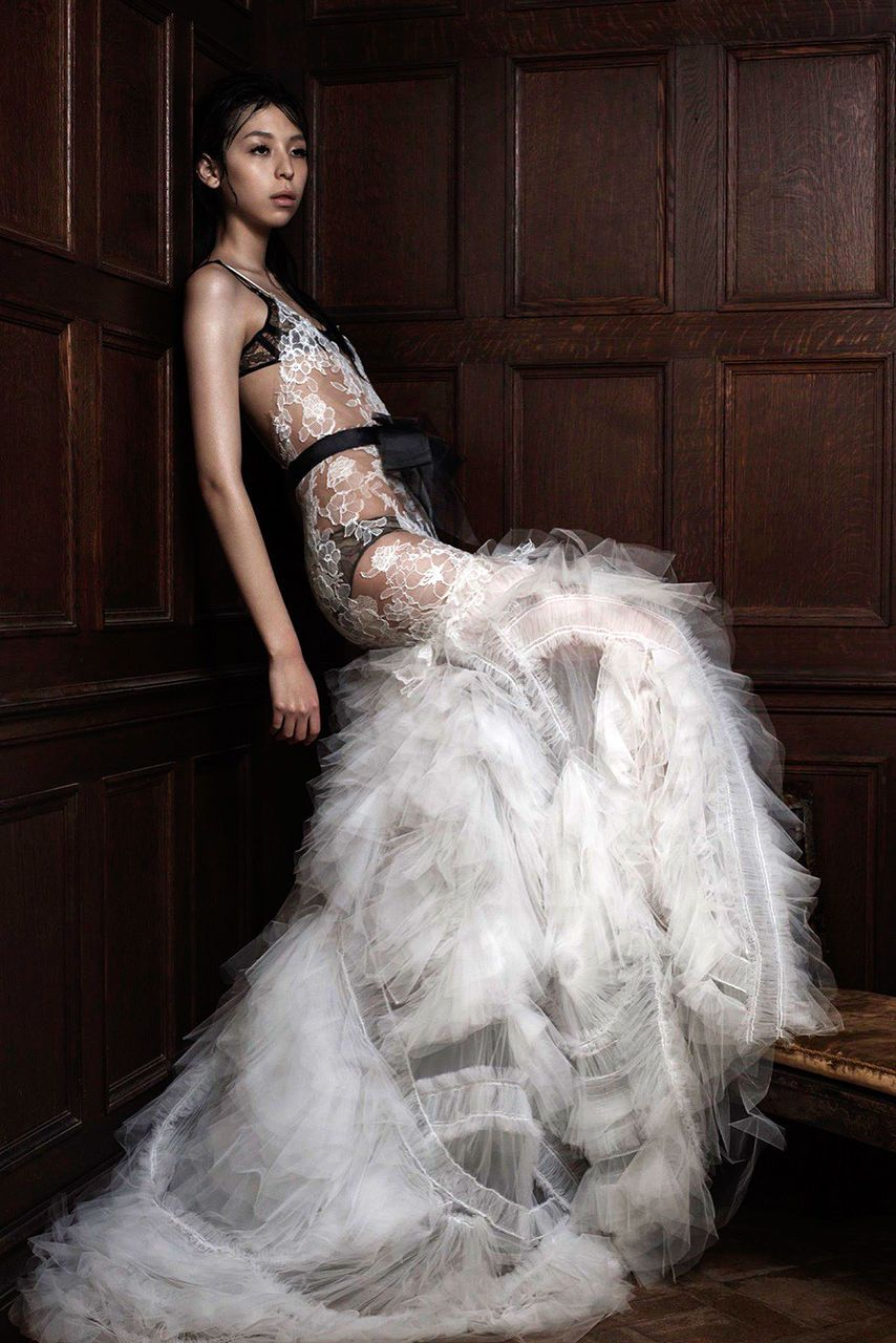 Vera Wang Hochzeitskleider Preis, online kaufen, schwarz, Tüll ...