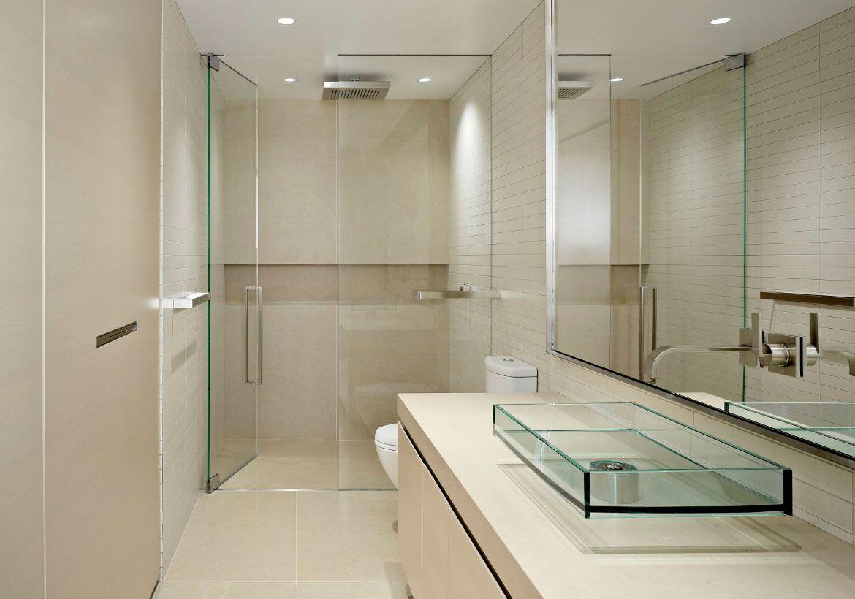 21 Barrier Free Curbless Shower Ideas Contemporary Bathroom