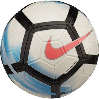 Nike Strike Soccer Ball White Nike Soccer Balls With Images Nike Soccer Ball Soccer Ball Premier League Soccer