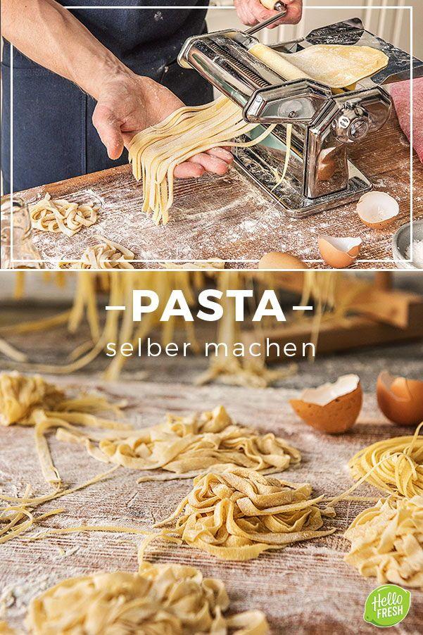 Rezept für frische Pasta | Rezept | Mediterrane Küche | Rezepte ...