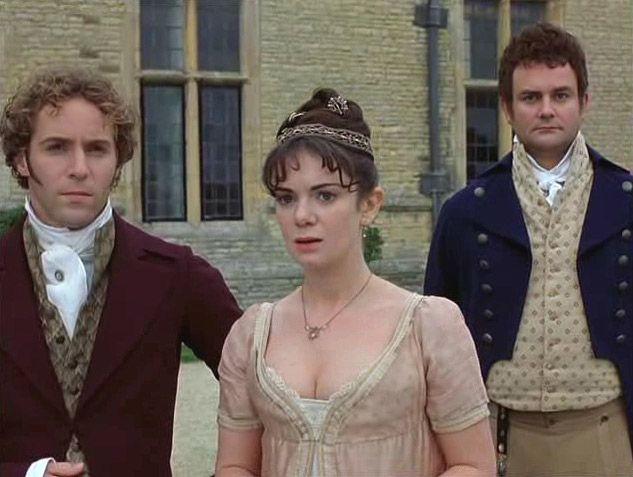 Mansfield Park (1999) Starring...