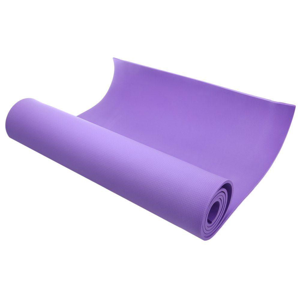 Utilitaire 3 Couleurs 6mm Eva Yoga Tapis Pad Exercice Epais Non Glissement Pliage Gym Fitness Mat Pilates Fournitures Non Ski