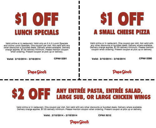 picture relating to Papa Gino's Printable Coupons identified as Pin by way of Sarang Bi upon Conserve A lot more Printable discount coupons, Totally free