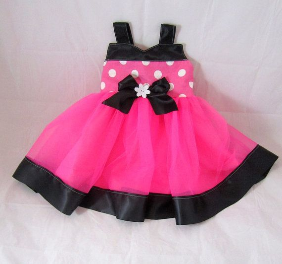Mini Mouse Birthday Party Dress