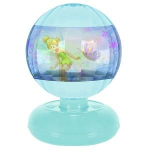 Amazing Disney Tinkerbell Motion Lamp With Rotating Globe KK311746 At The Home Depot
