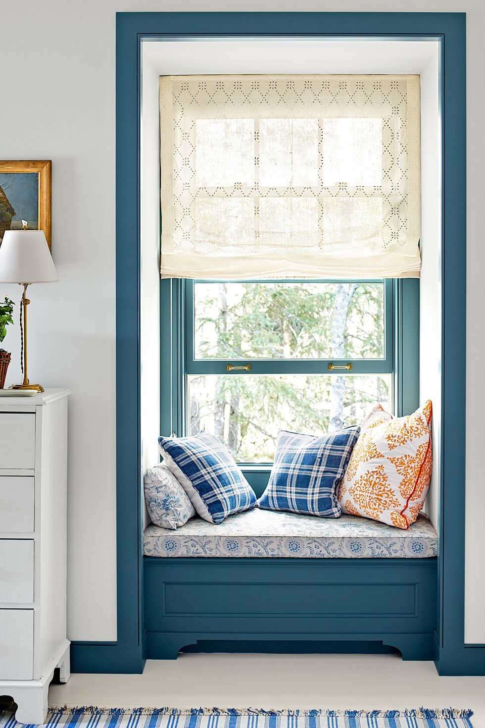 these window seat ideas will turn a tiny nook into your