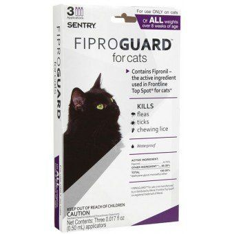Sentry Flea And Tick Drops For Cats 22 Lbs Read More Reviews Of The Product By Visiting The Link On The Image This Is An Amazon Affili Cat Fleas Fleas Cats