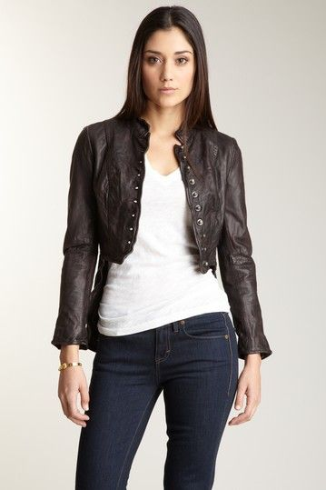 Muubaa  Minosa Leather Jacket