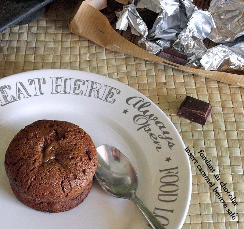 Recette Caramel Beurre Salé Cyril Lignac fondant chocolat caramel beurre salé cyril lignac #facile   lignac