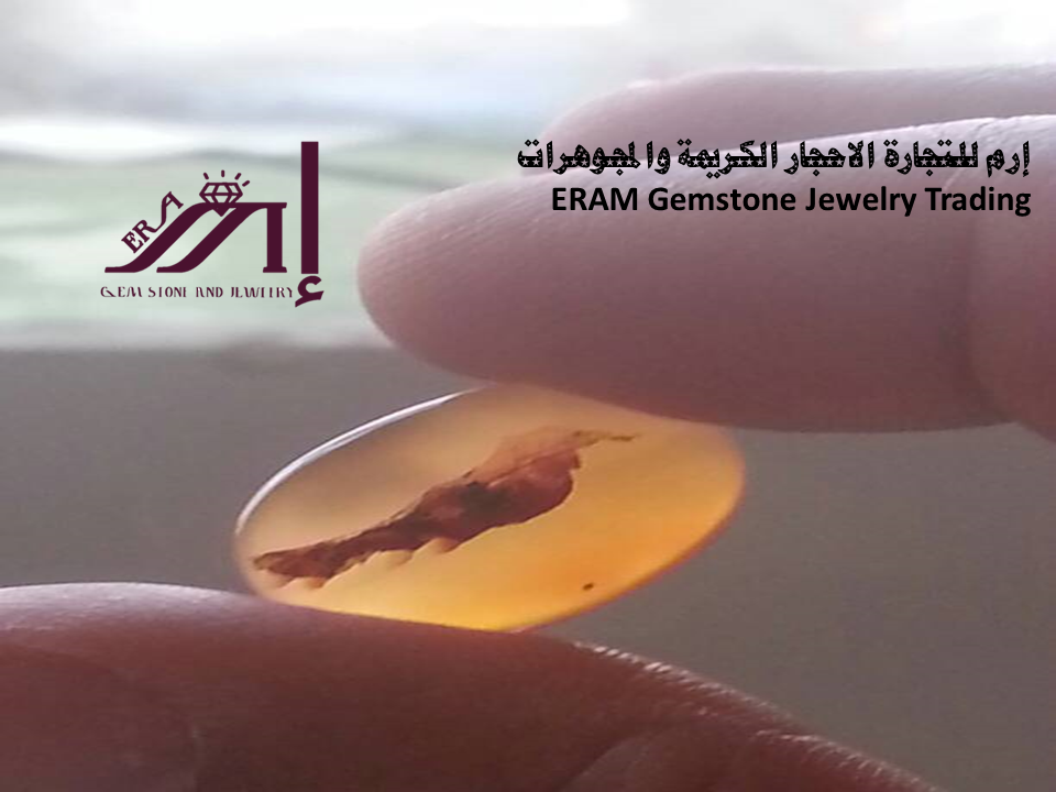 فص عقيق يماني مصور نادر جدا جدا طبيعي 100 Agate Gemstones