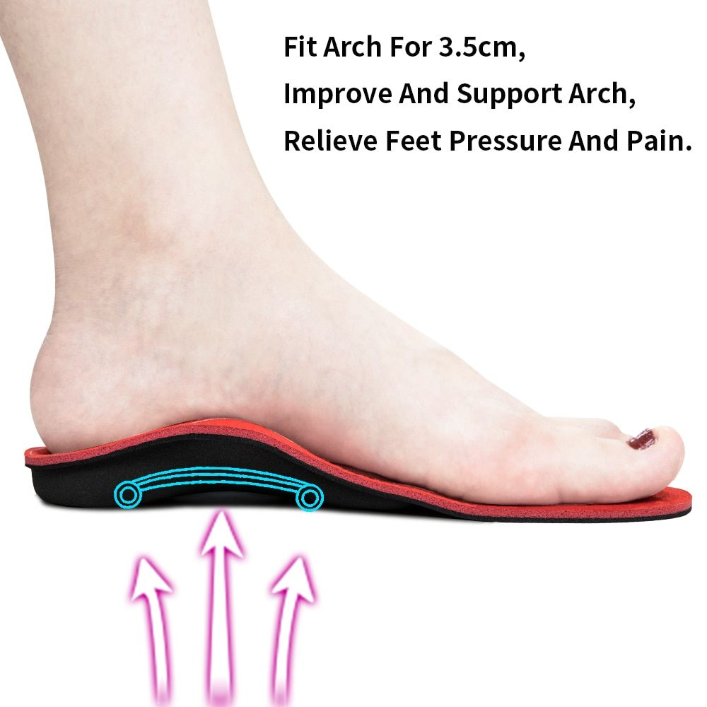 3ANGNI orthotic arch support insoles