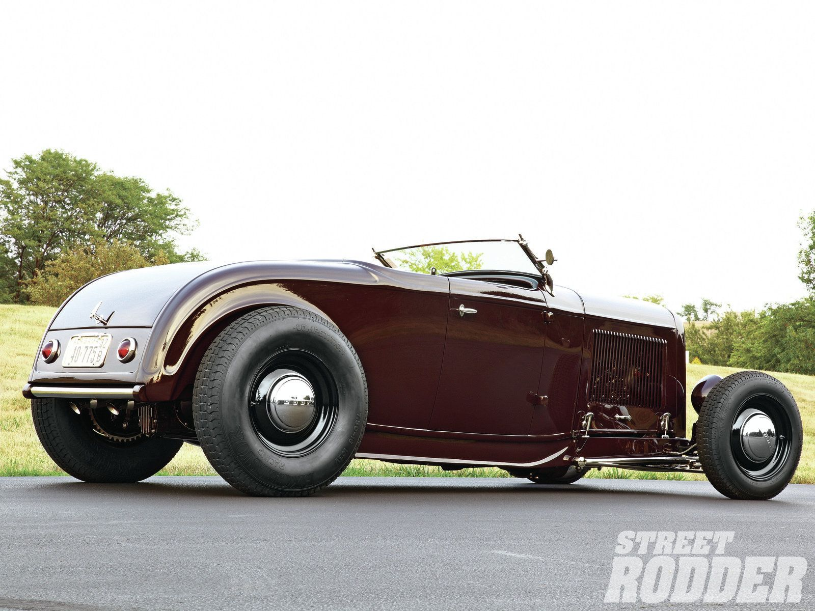 1932 Ford Roadster hot rod rods retro r