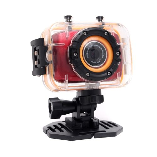 FHD 1080P Touch Screen Sports Action Camera Mini Digital Camcorder ...