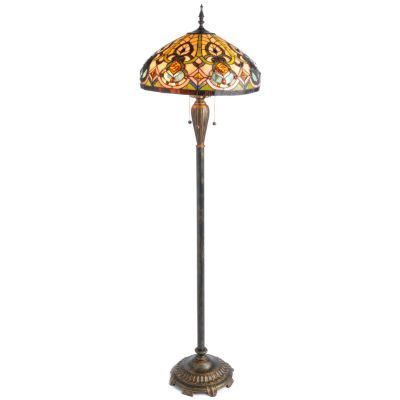 floor lamp in the next room victorian research floor. Black Bedroom Furniture Sets. Home Design Ideas