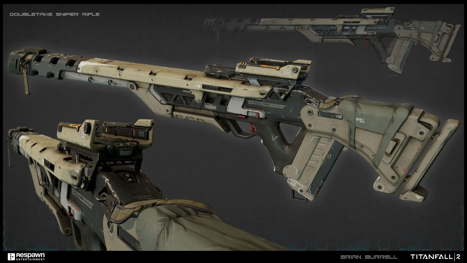 titanfall weapons minecraft mod - HD1920×1080