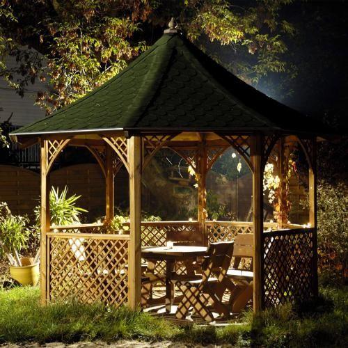 Epingle Par Bibi Vargas Sur Gloriette Gloriette De Jardin Kiosque Jardin Et Pavillon De Jardin