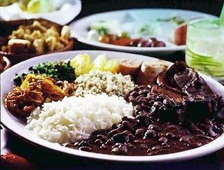 Feijoada: The national Brazilian dish: Delicious, hearty food. Fantastic flavor!!!